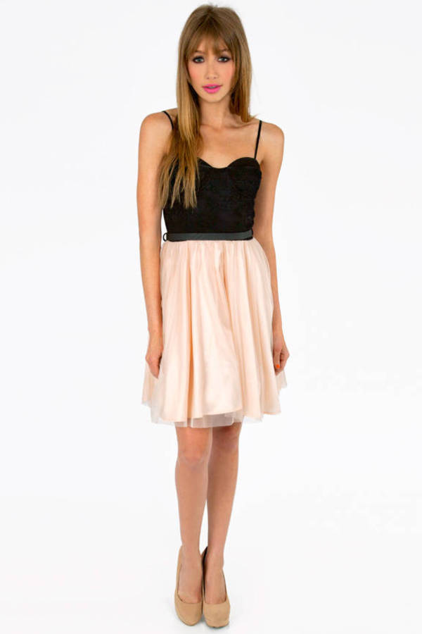 Madonna Tulle Skirt Dress