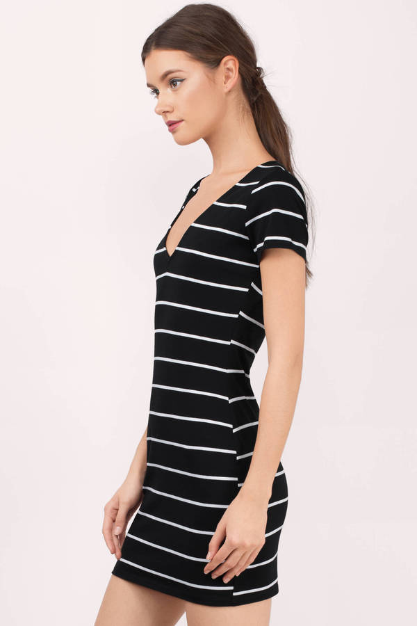 Buy the latest women's Stripes dresses online at low price. StyleWe offers cheap dresses in red, black, white and more for different occasions.