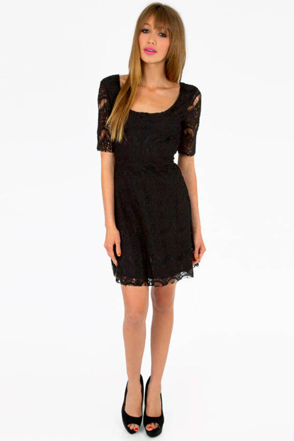Angeline Skater Dress