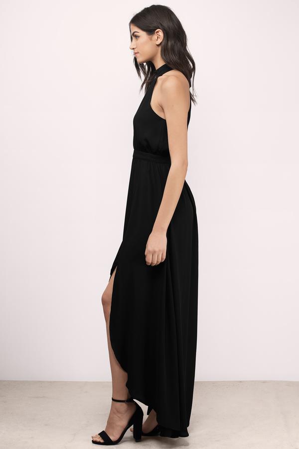 Maxi Dresses- Long Dresses - Cute Floral- Sexy Black- White - Tobi
