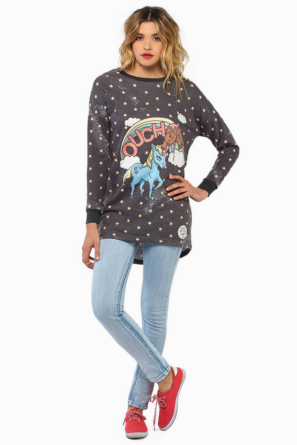 Bad Little Pony Sweater