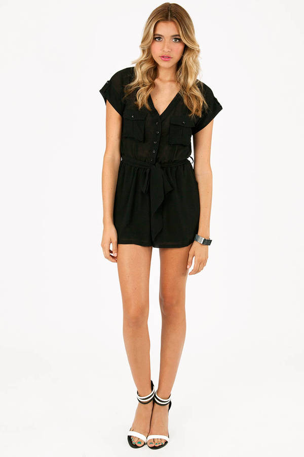 Basic Space Romper