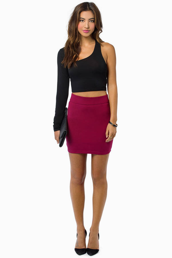 Brandy Crop Top
