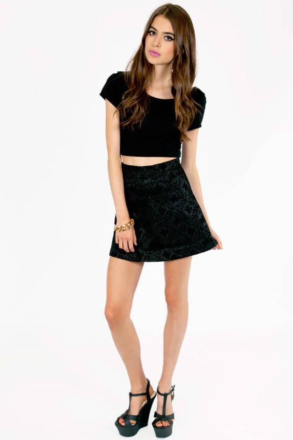 Brocada Skirt