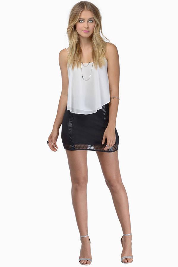Caging Skirt