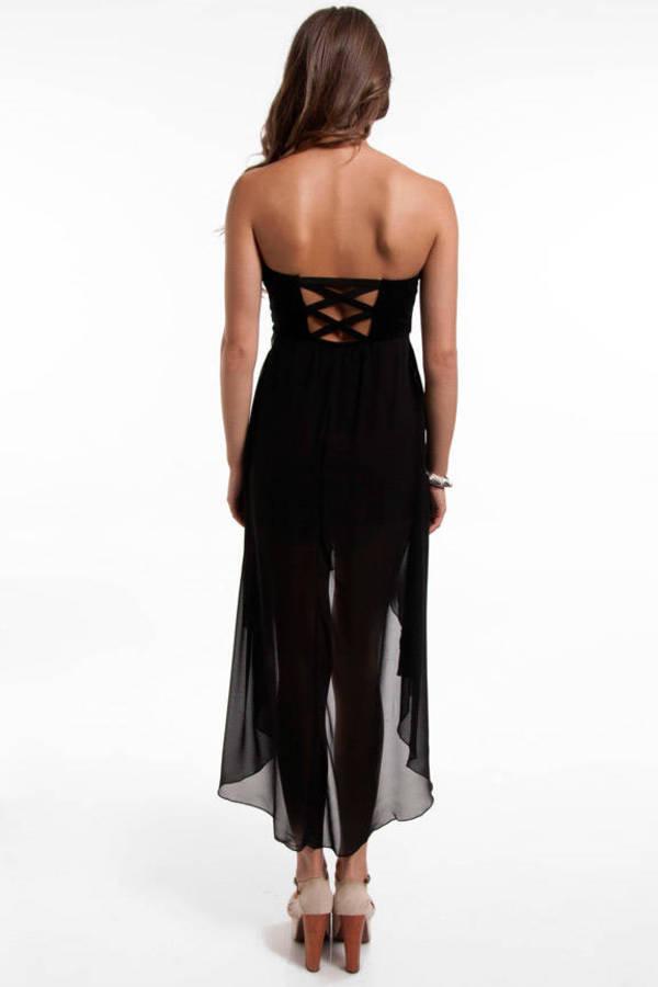 Cirrus Hi-Low Dress