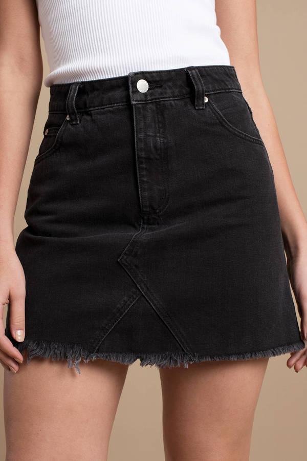 Denim | Oversized Denim Jacket, Denim Skirts, High Waisted ...