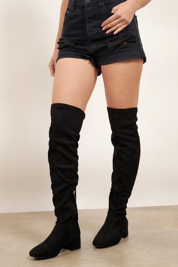 Boots For Women Leather Boots Black Boots Brown