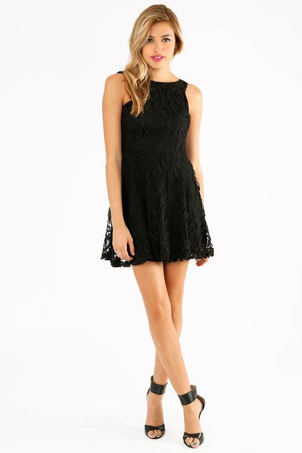 Cutie Pie Lace Dress