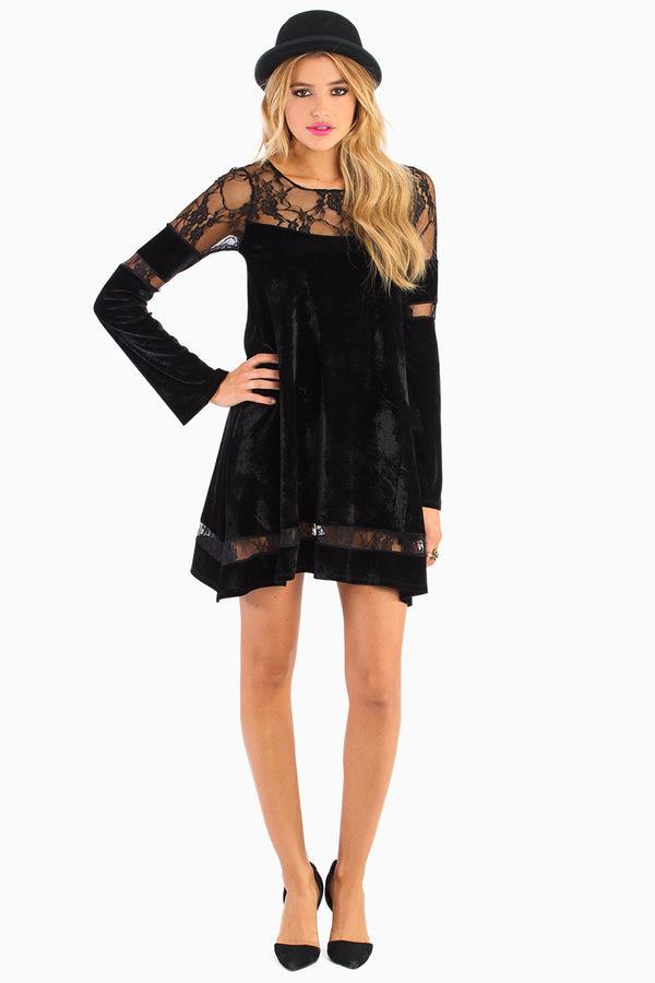 Sin Clarity Deville Frock Dress