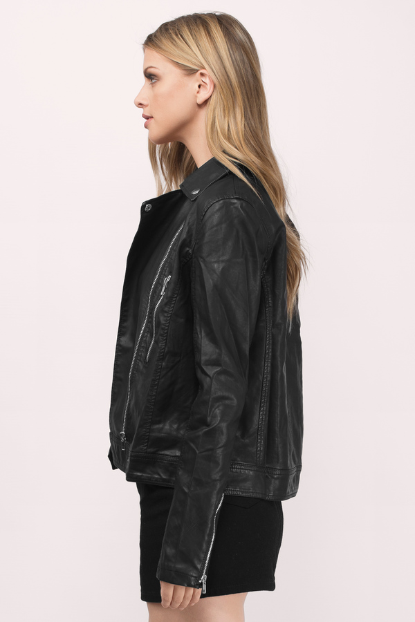 6a86308f7f Moto Jackets | Womens Leather Motorcycle Jackets | Tobi