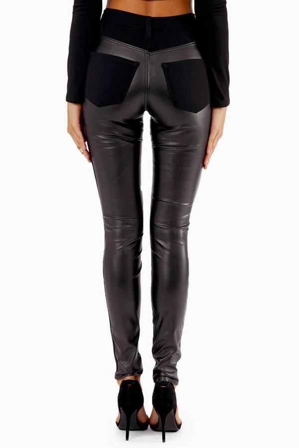 Eva High Waisted Pants