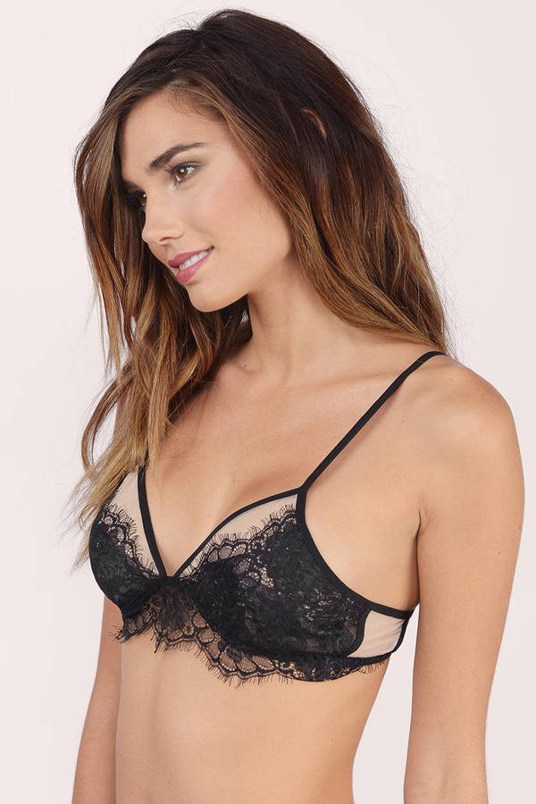 f35665df4b7 Ever After Black Lace Bralette Ever After Black Lace Bralette ...
