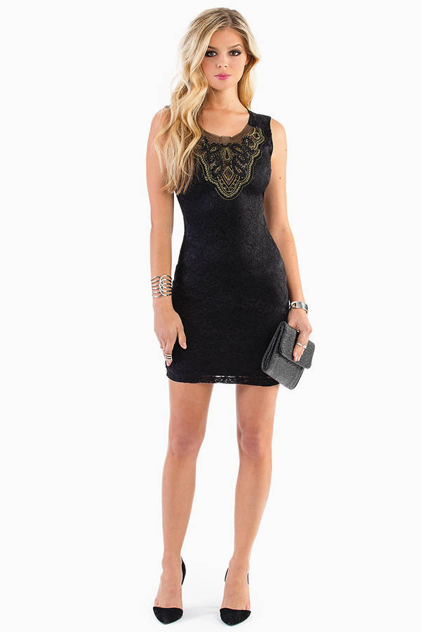 Flirt In French Dress
