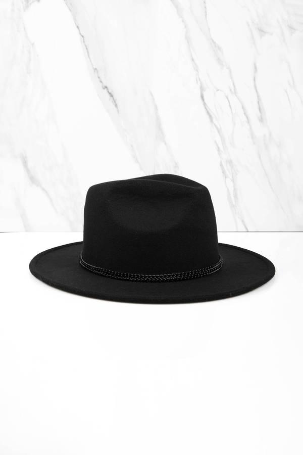 Free Fall Black Panama Hat Free Fall Black Panama Hat 3752f58864a6