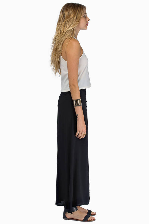 Free To Be Me Maxi Skirt