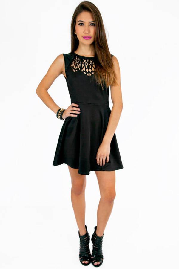 Give It a Twirl Dress