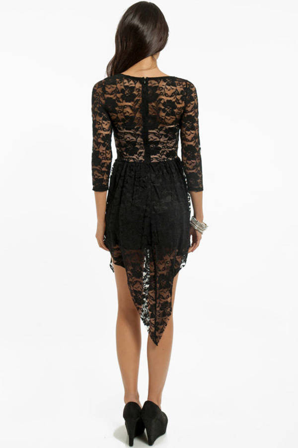 Havana Lace Dress