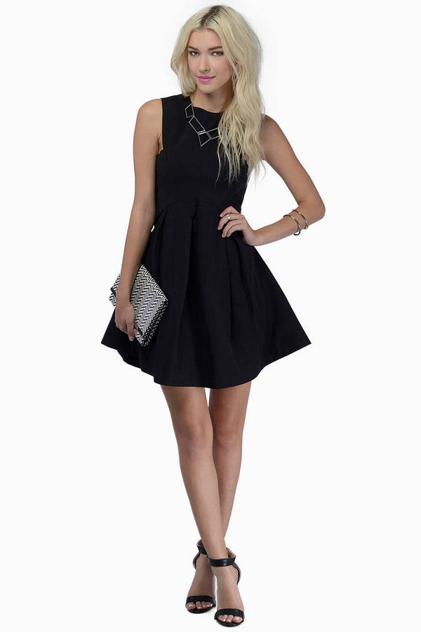 Heart Stopper Skater Dress