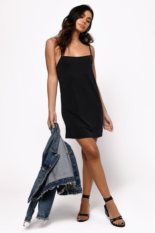 c25537e4a ... Tobi Party Shop, Black, It's Fate Shift Dress, ...