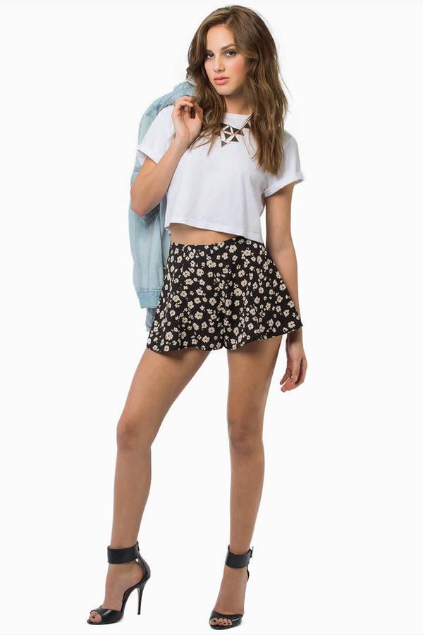 Catalina Floral Shorts