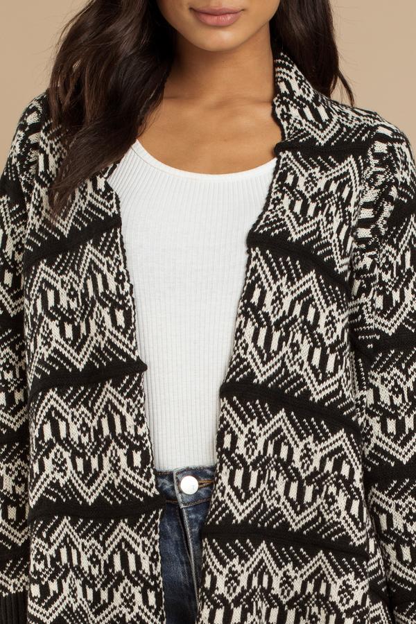 Jeanice Sweater Cardigan