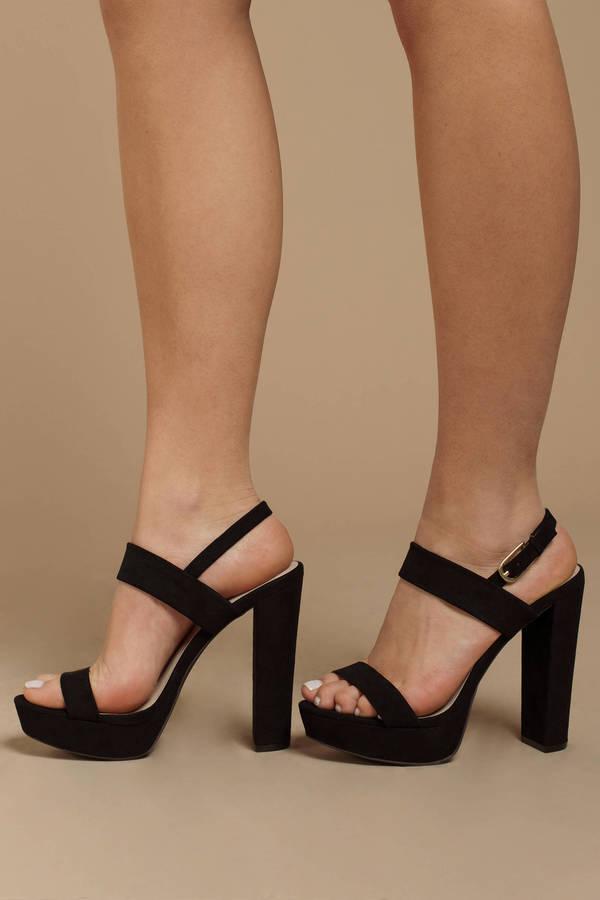 2978234e78ad5 ... Tobi Heeled Sandals