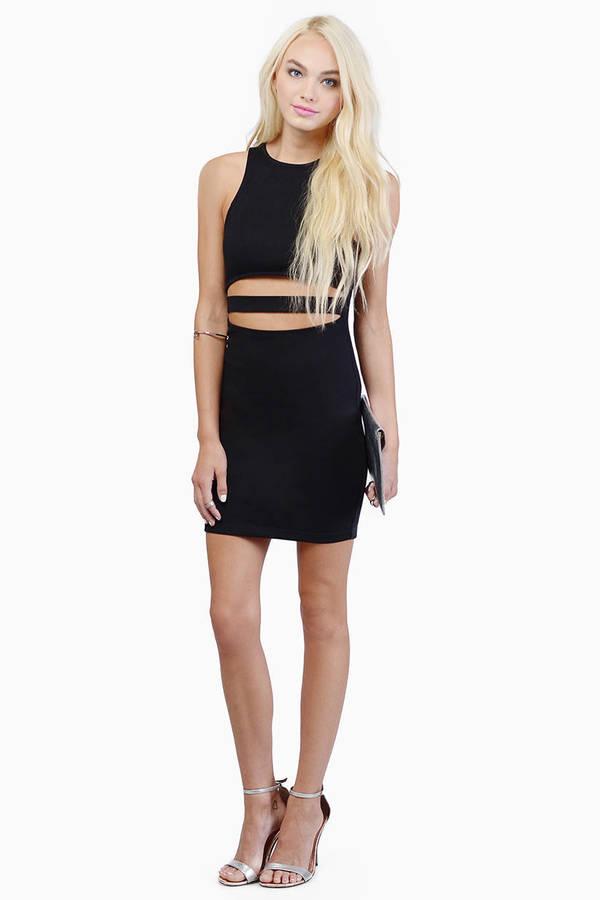 La Cienega Bodycon Dress