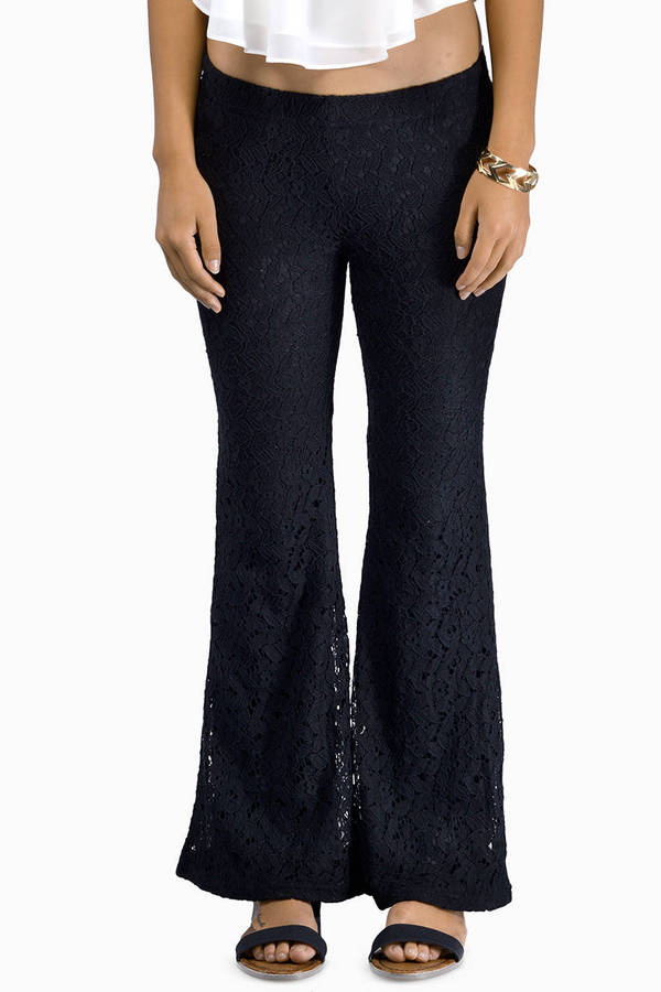Lace For Days Pants