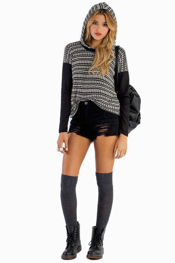 Lucca Hooded Sweater