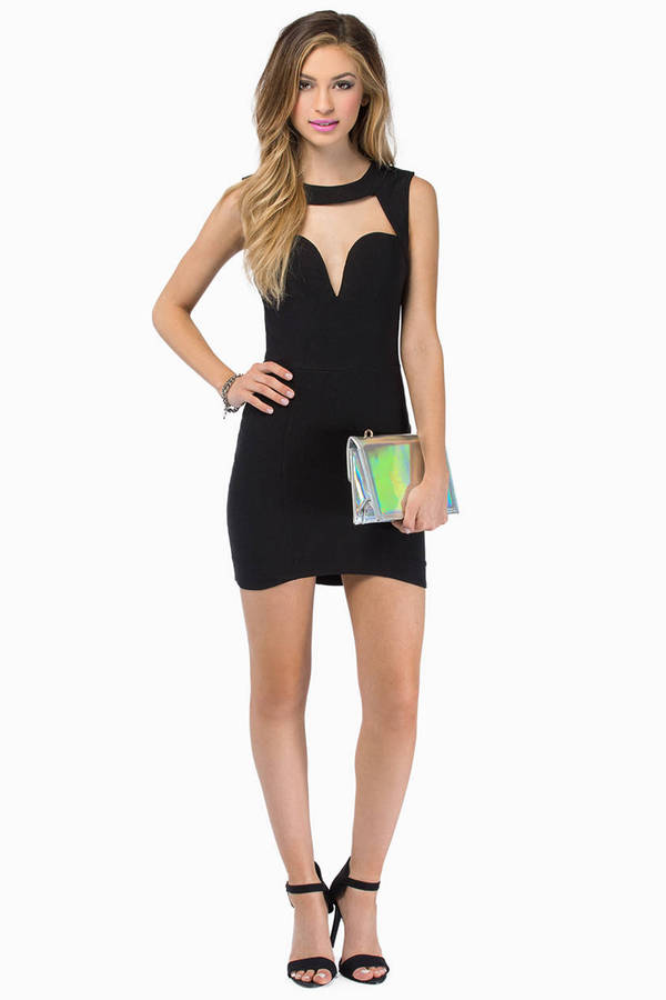 Make Your Move Bodycon Dress
