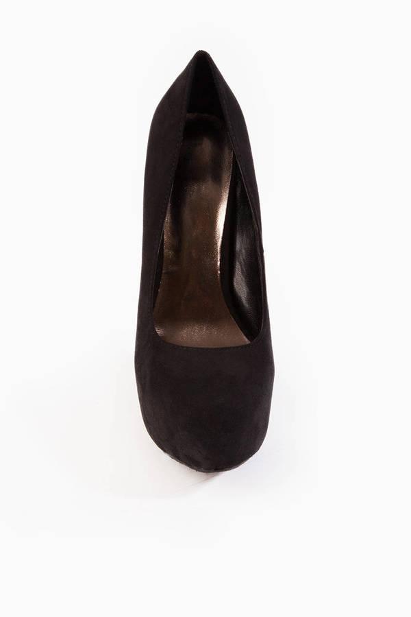 Mari Platform Heel