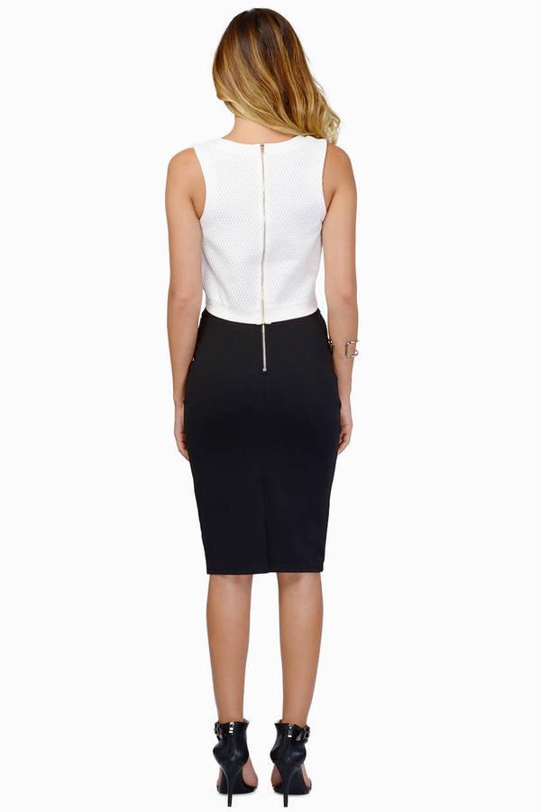Miss Interpreting Pencil Skirt