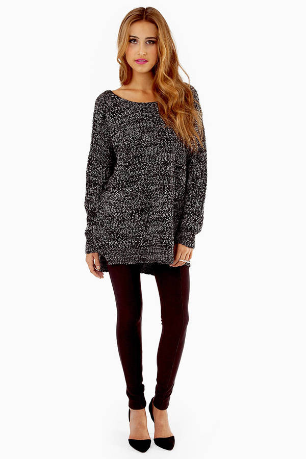 Crossing Paths Sweater