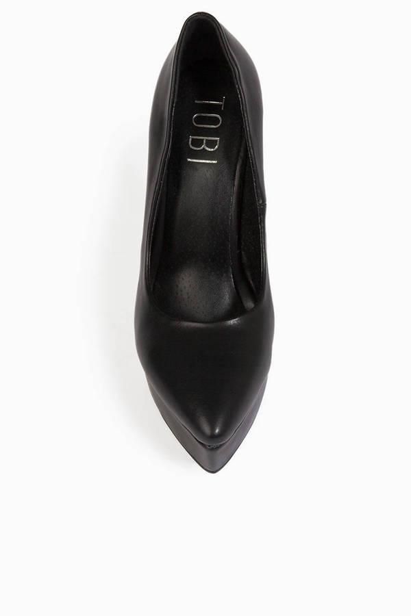 Must-Have Platform Heels