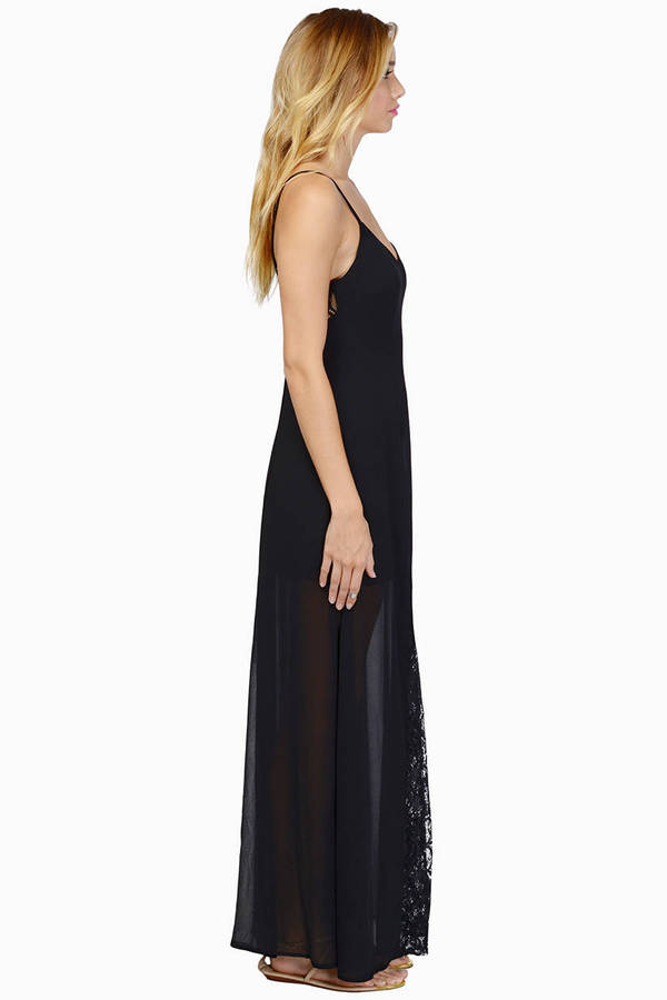 Out of Bed Maxi Dress