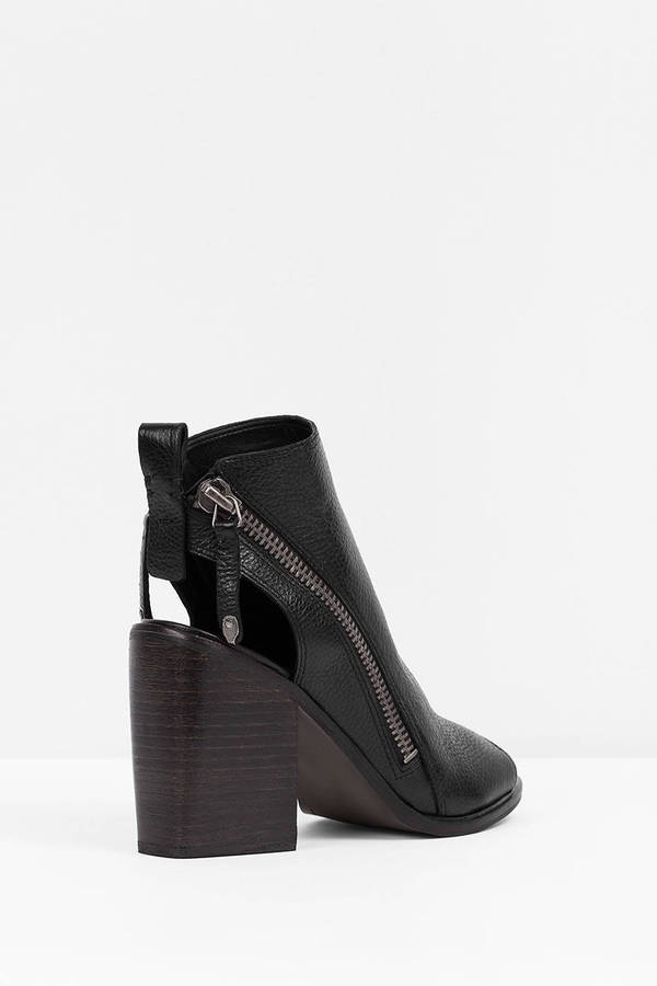 59f8b124aad2f9 Cheap Black Boots - Black Boots - Ankle High Boots -  90