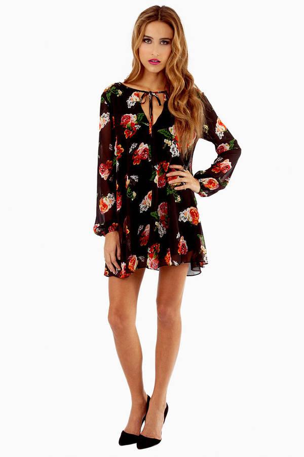 Valery Floral Dress