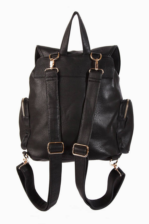 Accents Romi Leather Backpack