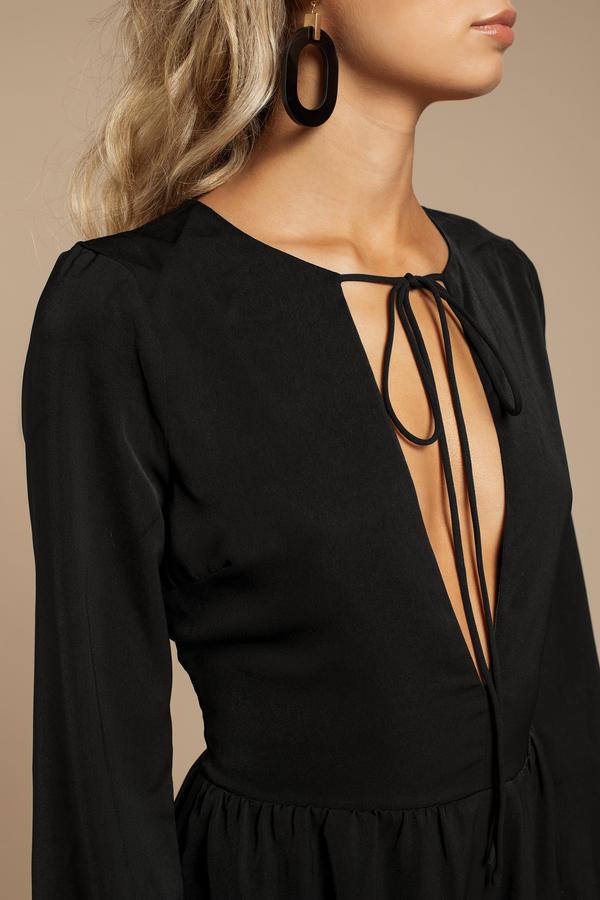 20 Black Dresses