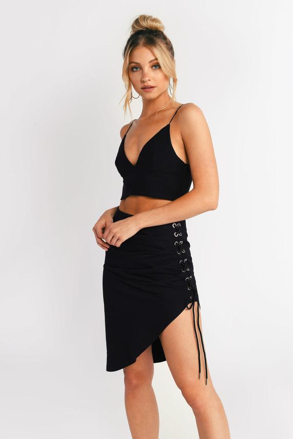 8df602b88 Skirts | Tight Pencil Skirt, Black Mini Skirt, Corduroy | Tobi
