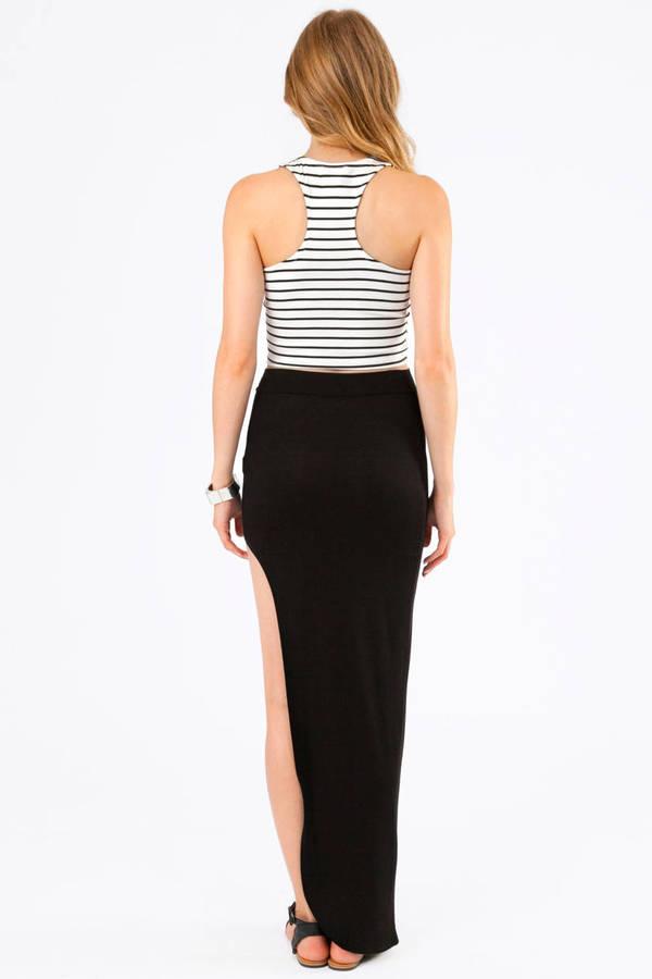 Show Stopper Maxi Skirt