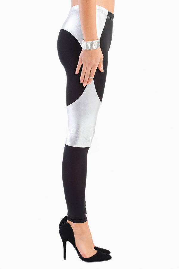 Glamour Stems Leggings