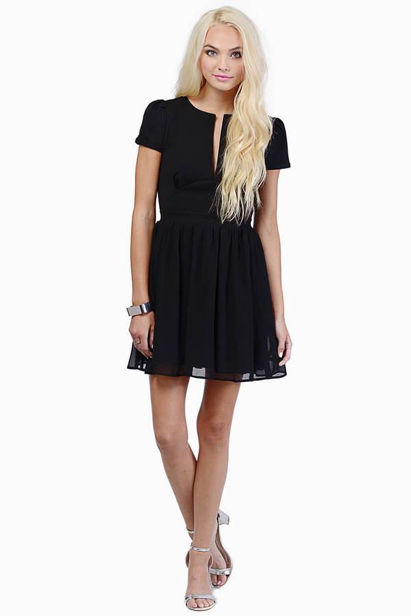 Simpleton Skater Dress