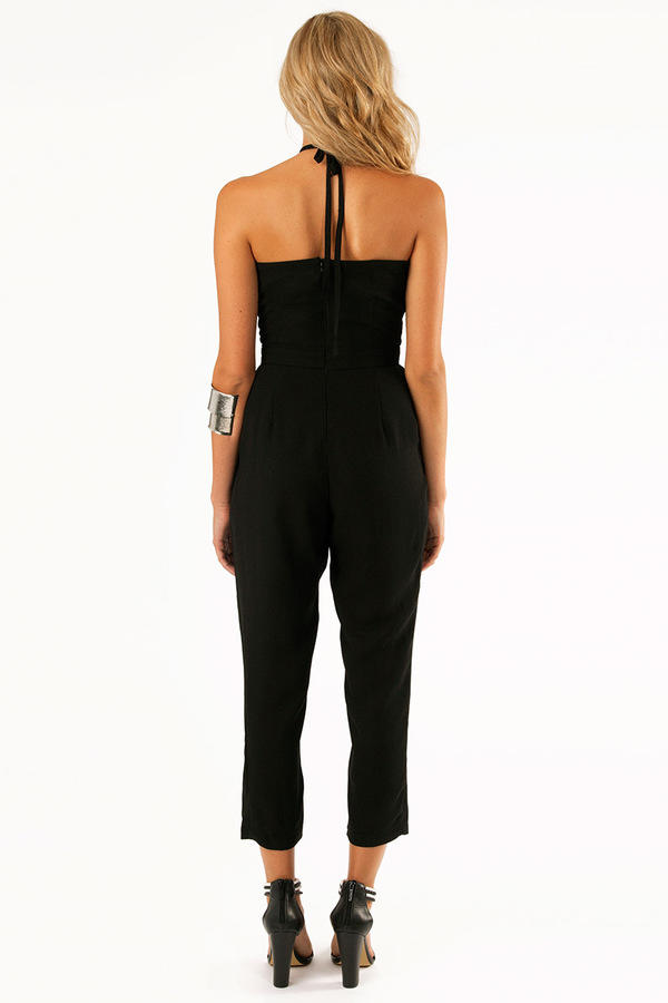 Solid Love Jumpsuit
