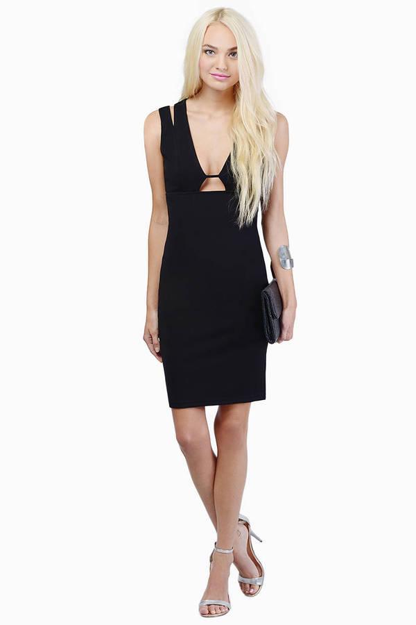 Split Top Dress