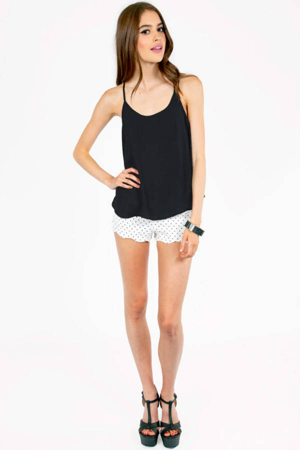 Stacey Strapped Tank Top