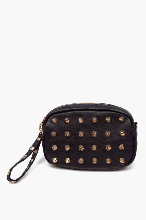 Stud On Crossbody Bag