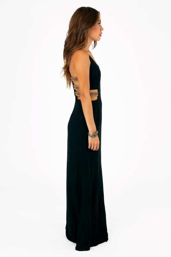 The Bright Time Maxi Dress