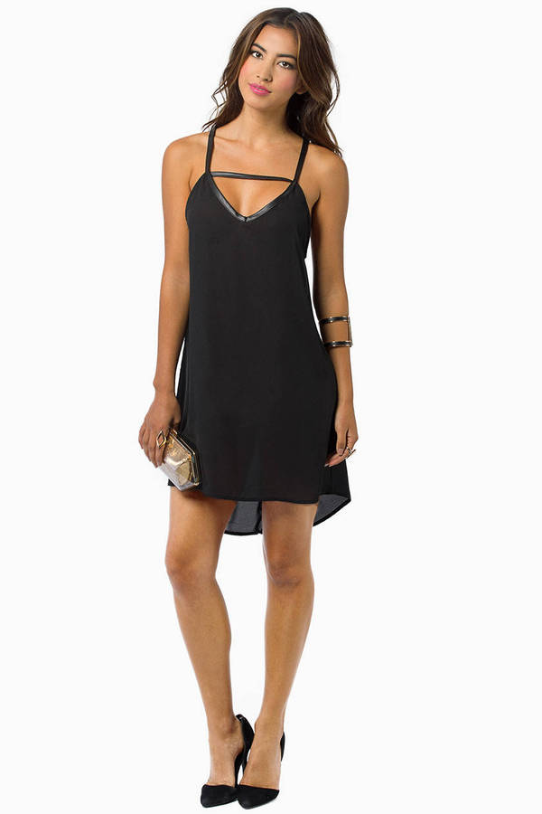 Think Racerback Shift Dress